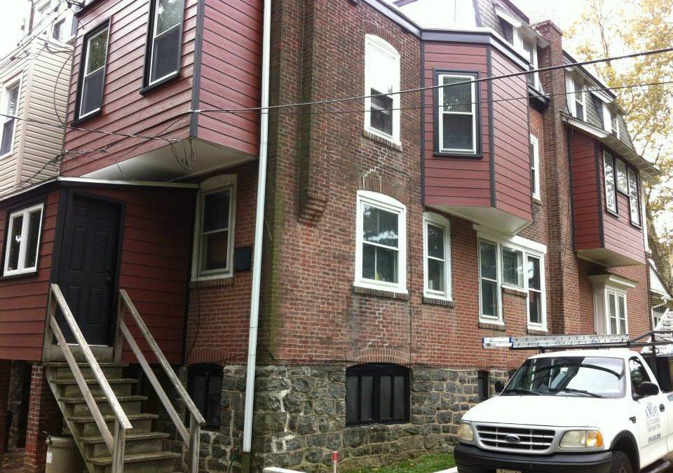 Philadelphia Pa Garage Door And Siding Installation