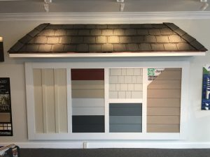 Siding showroom AMDG