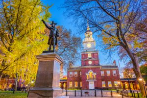 Philly Independence Hall