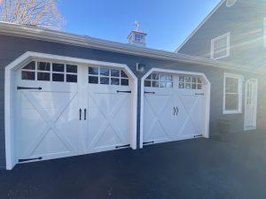 roan garage after
